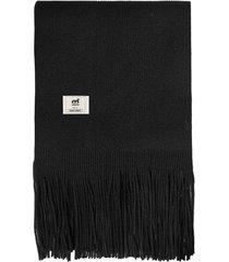 bufanda negra mistral premium black