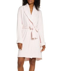 women's ugg blanche ii short robe, size medium - pink