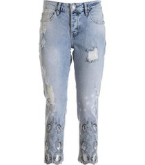 boyfriend jeans fracomina fs21sv5001d40403