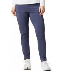 pantalón mujer piney ridge pant nylon azul columbia