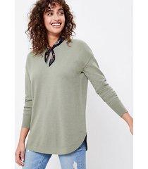 loft dolman tunic sweater