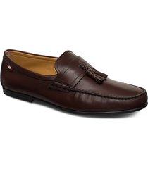 creighton/542 loafers låga skor brun bally