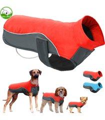 waterproof dog puppy jacket vest winter warm pet coat clothes ropa para perros d