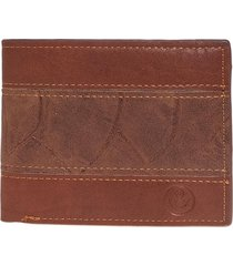 billetera marrón vox
