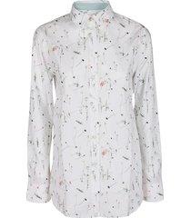 paul smith white cotton shirt