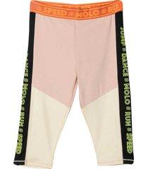 molo two-tone leggings