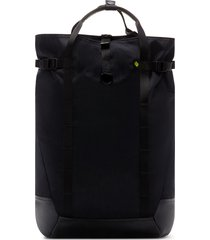 converse mochila rectangular mountain club cordura black