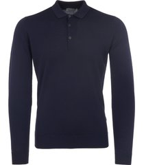 john smedley midnight belper shirt belper-mid