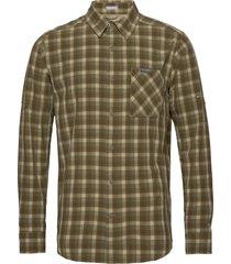 triple canyon™ ls shirt skjorta casual grön columbia