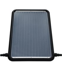 "flowxtreme 21"" solar flat-panel heater for above ground swimming pools"