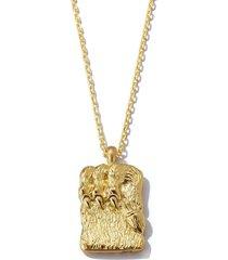 leo zodiac pendant necklace