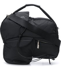 a-cold-wall* multi-pocket shoulder bag - black