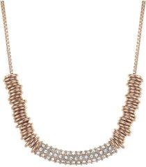 collar bloomsbury - oro rosa buckley london
