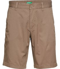 bermuda shorts chinos shorts beige united colors of benetton
