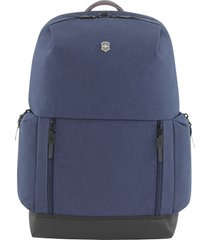 men's victorinox swiss army altmont classic deluxe backpack - blue