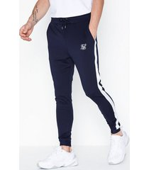 siksilk athlete track pants byxor navy