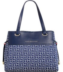 tommy hilfiger katie satchel, created for macy's