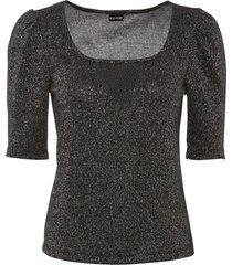 maglia con lurex (nero) - bodyflirt