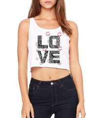 top cropped criativa urbana love