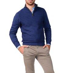 sweater casual azul arrow