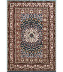 "asbury looms antiquities jaipur 1900 01662 58 multi 5'3"" x 7'2"" area rug"