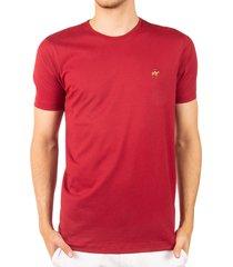 camiseta fondo entero rojo vino ref. 107131119