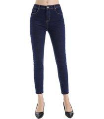 jeans pitillo azul nicopoly