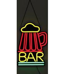 bar señal de neón de cerveza ligera bar salón de fiestas inicio decoración de la pared 110-240 enchufe de ee.uu. - no especificado