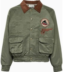 honor the gift airbone bomber jacket htg200360