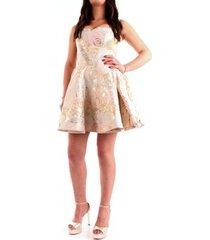 korte jurk versace jeans couture d2hwa425wdp907