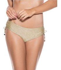 panty hipster ajustable dorado - everyday
