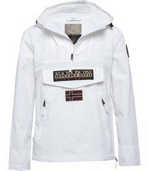 rainforest s pkt 1 outerwear jackets anoraks wit napapijri