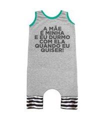 pijama regata comfy a mãe é minha