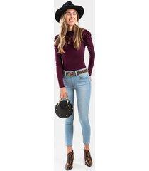 alexandria distressed skinny jeans - lite