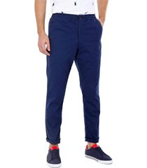 pantalones classic tapered fit