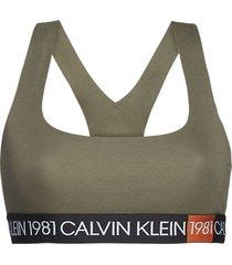 calvin klein bralette - 1981 army groen