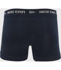 cueca new era boxer branded azul-marinho - azul marinho - masculino - dafiti