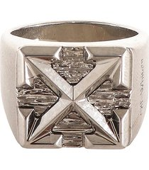 off-white ring