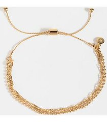 alice mix chain bracelet - gold