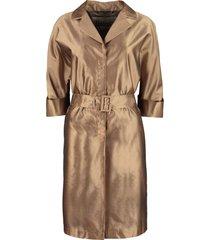 herno silk blend coat