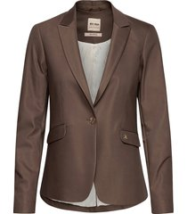 blake night blazer sustainable blazers casual blazers brun mos mosh