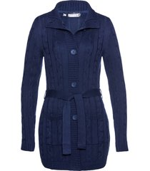 cardigan lungo (blu) - bpc selection
