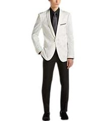 paisley & gray dinner jacket white floral