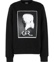 karl lagerfeld sweatshirts