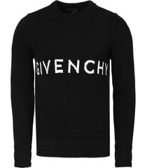 4g crewneck sweater