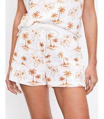 loft lou & grey palm island cozy cotton terry shorts