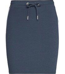 el river skirt kort kjol blå ellesse