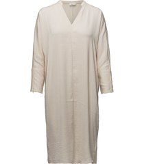 drapey tunic dress korte jurk crème filippa k