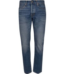 tom ford classic fitted jeans