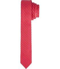 corbata pala ancha en poliéster con textura para hombre 03667